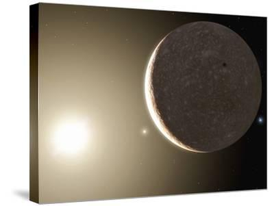 Mercury-Chris Butler-Stretched Canvas Print