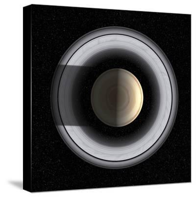 Saturn-Chris Butler-Stretched Canvas Print