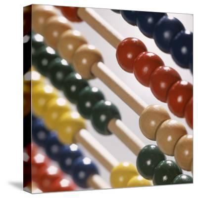 Abacus-Tek Image-Stretched Canvas Print