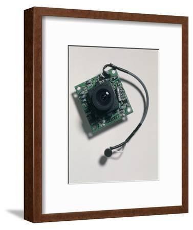 Miniature Spy Camera-Tek Image-Framed Premium Photographic Print