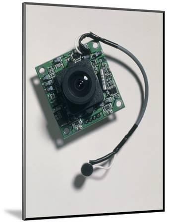 Miniature Spy Camera-Tek Image-Mounted Premium Photographic Print