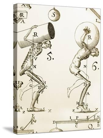 Biomechanics, Historical Artwork-Mehau Kulyk-Stretched Canvas Print
