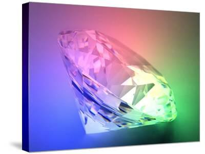 Diamond-Lawrence Lawry-Stretched Canvas Print