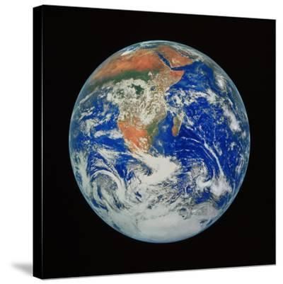 Whole Earth-Science Photo Library-Stretched Canvas Print