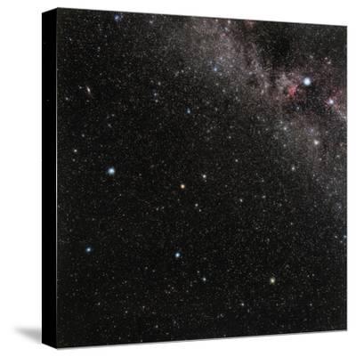 Pegasus Constellation-Eckhard Slawik-Stretched Canvas Print