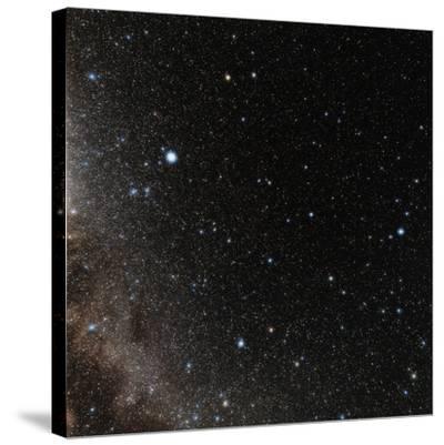 Hercules Constellation-Eckhard Slawik-Stretched Canvas Print