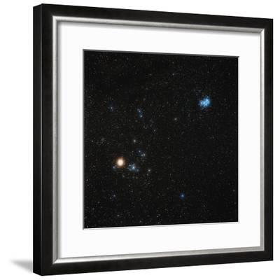 Star Clusters-Eckhard Slawik-Framed Premium Photographic Print