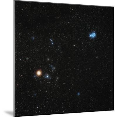 Star Clusters-Eckhard Slawik-Mounted Premium Photographic Print