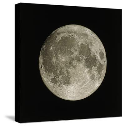 Full Moon-Eckhard Slawik-Stretched Canvas Print
