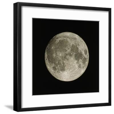 Full Moon-Eckhard Slawik-Framed Premium Photographic Print