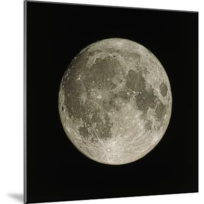 Full Moon-Eckhard Slawik-Mounted Premium Photographic Print