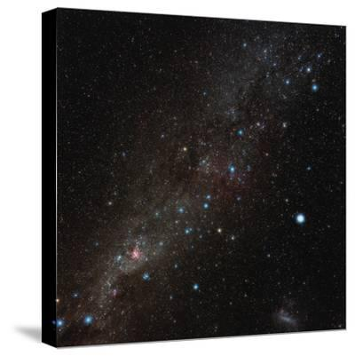 Carina Constellation-Eckhard Slawik-Stretched Canvas Print