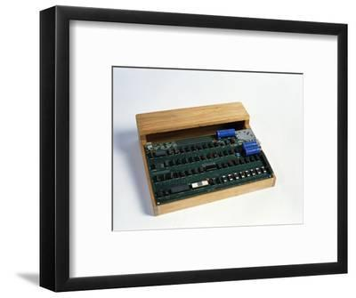 Apple I Computer-Volker Steger-Framed Premium Photographic Print