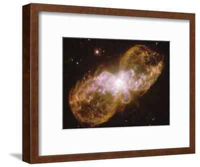 Planetary Nebula Hubble 5--Framed Premium Photographic Print