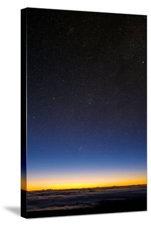 Night Sky-David Nunuk-Stretched Canvas Print