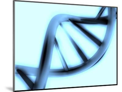 DNA Helix-PASIEKA-Mounted Premium Photographic Print