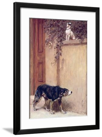 Pride of Place-Briton Rivi?re-Framed Giclee Print