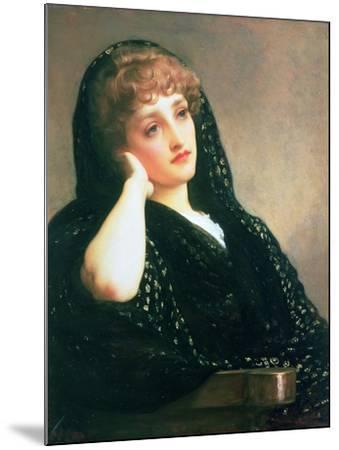 Memories, C.1883-Frederick Leighton-Mounted Giclee Print