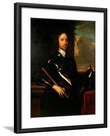 Oliver Cromwell-Robert Walker-Framed Giclee Print