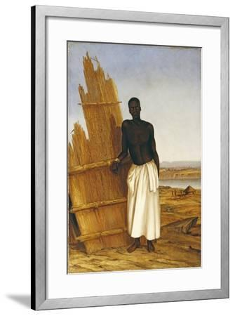 Conde - a Native of Tete-Thomas Baines-Framed Giclee Print
