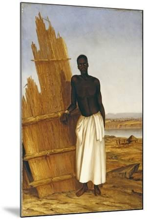 Conde - a Native of Tete-Thomas Baines-Mounted Giclee Print