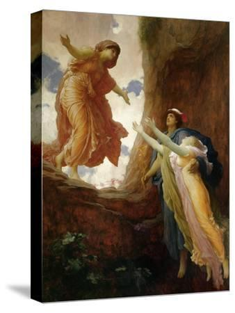 The Return of Persephone, C.1891-Frederick Leighton-Stretched Canvas Print