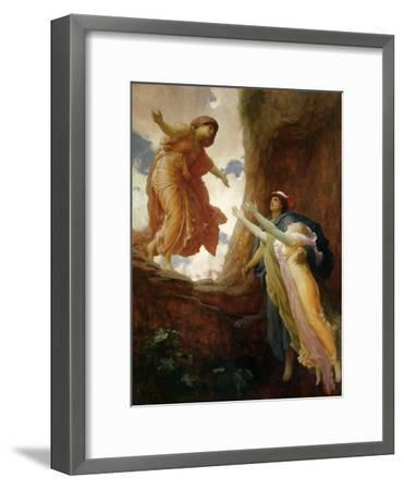 The Return of Persephone, C.1891-Frederick Leighton-Framed Giclee Print