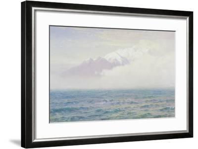 Puget Sound, Washington-William Trost Richards-Framed Giclee Print