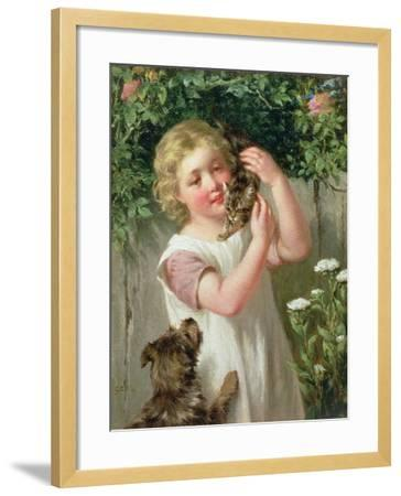 Rivals-George Augustus Holmes-Framed Giclee Print