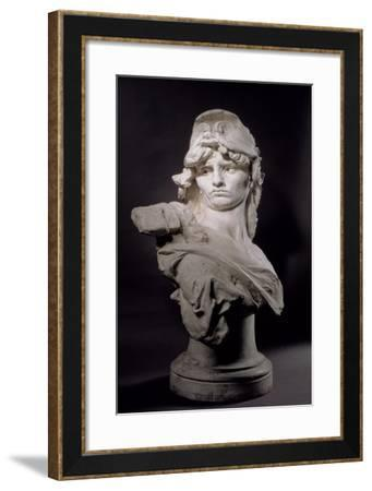 Bellona by Auguste Rodin (1840-1917), 1889--Framed Giclee Print