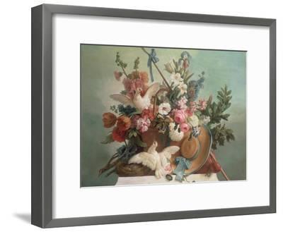 Peace, 1790-Jean-Baptiste Huet-Framed Giclee Print