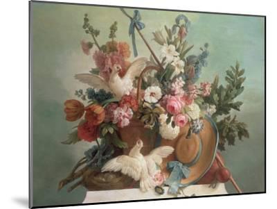 Peace, 1790-Jean-Baptiste Huet-Mounted Giclee Print