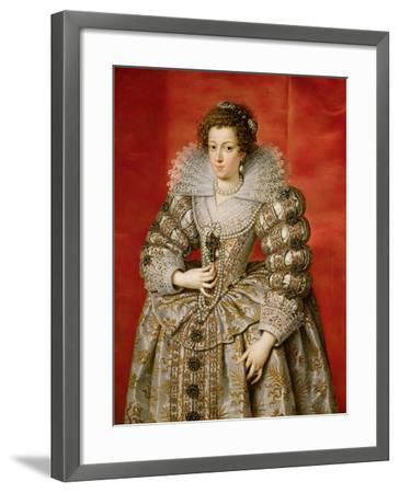 Anne of Austria (1601-66)-Frans II Pourbus-Framed Giclee Print