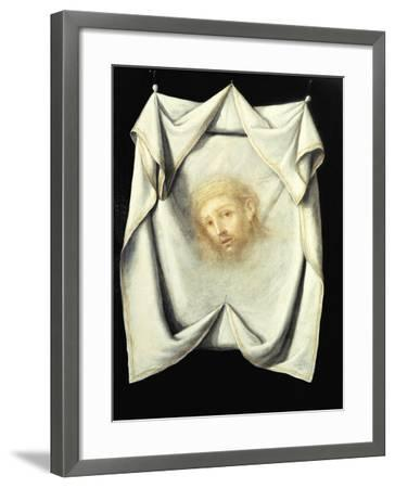 The Holy Face-Francisco de Zurbar?n-Framed Giclee Print