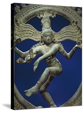 Shiva Nataraja Chola, South Indian, 12th-13th Century--Stretched Canvas Print