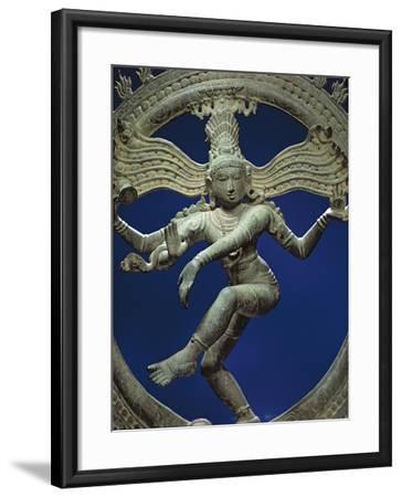 Shiva Nataraja Chola, South Indian, 12th-13th Century--Framed Giclee Print