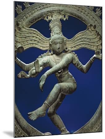Shiva Nataraja Chola, South Indian, 12th-13th Century--Mounted Giclee Print