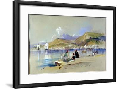 Zante, 1848-Edward Lear-Framed Giclee Print