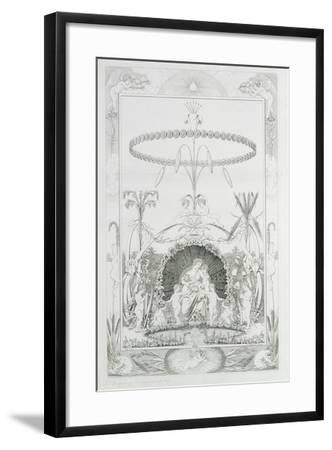 Day, 1805-Philipp Otto Runge-Framed Giclee Print