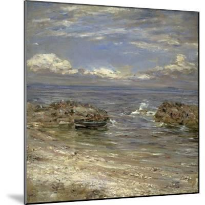Natural Harbour, Cockenzie-William McTaggart-Mounted Giclee Print