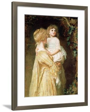 The Nest-John Everett Millais-Framed Giclee Print