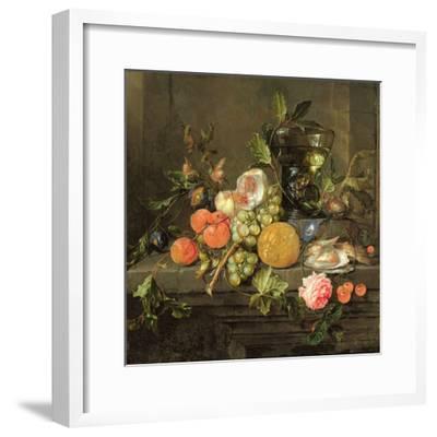 Still Life-Cornelis De Heem-Framed Giclee Print