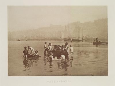 Water-Rats, C.1889-Frank Meadow Sutcliffe-Framed Photographic Print