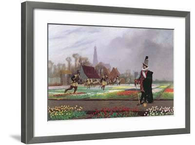 The Tulip Folly, 1882-Jean Leon Gerome-Framed Giclee Print