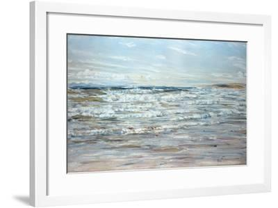 And All the Choral Waters Sang-William McTaggart-Framed Giclee Print