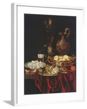 Still Life-Johann Georg Hinz-Framed Giclee Print