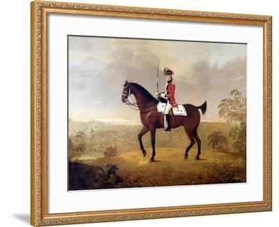 Thomas Boothby Parkyns (1755-1800) 1780-John Boultbee-Framed Giclee Print