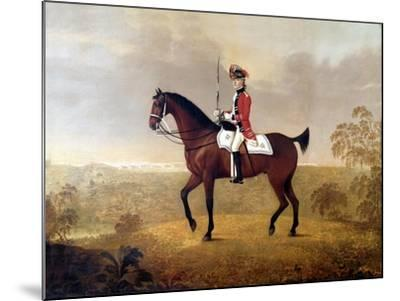 Thomas Boothby Parkyns (1755-1800) 1780-John Boultbee-Mounted Giclee Print