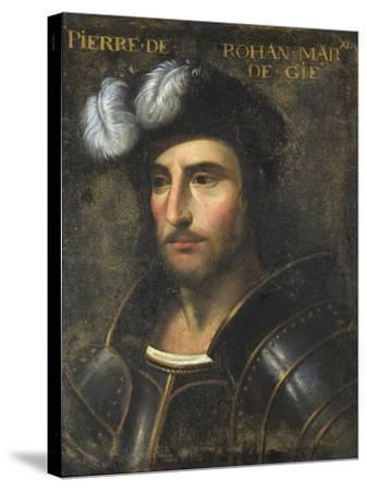 Pierre De Rohan (1451-1513) Sire De Gie--Stretched Canvas Print
