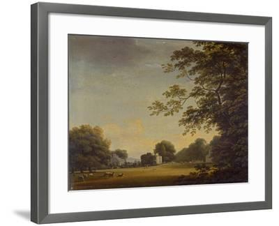 View in Mount Merrion Park-William Ashford-Framed Giclee Print